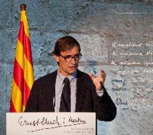 """El PSC evidencia """"un problema entre catalans"""" en la cimera del Palau"""