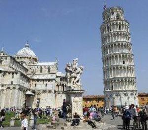 La Torre de Pisa, cada cop menys inclinada