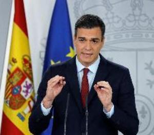 Espanya votarà sí el