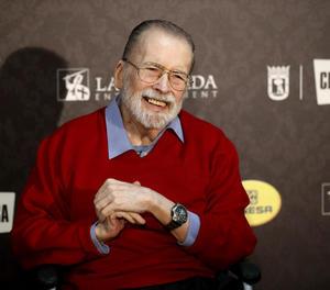 El director, productor i guionista 'Chicho' Ibáñez Serrador.