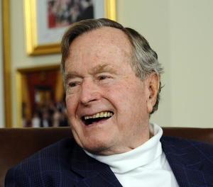 Mor l'expresident dels EUA George H.W. Bush als 94 anys