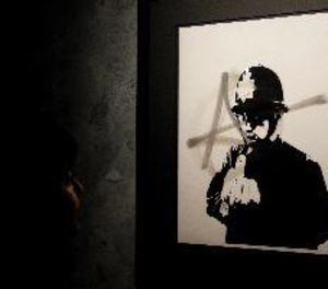 Banksy, geni o vàndal? proposa la primera exposició de la seua obra