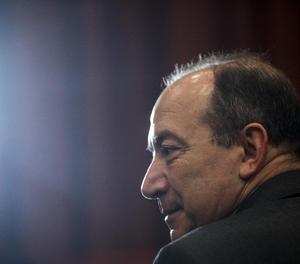 El director de TV3, Vicent Sanchís.