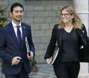 El Govern acorda garantir l'atenció social bàsica als expresidents catalans