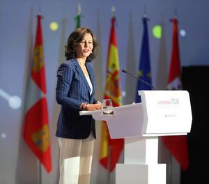 La presidenta del Banc Santander, Ana Patricia Botín.