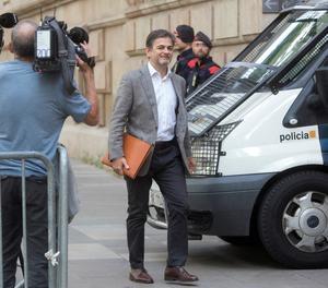 L'exdiputat de CiU Oriol Pujol.