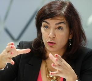 La presidenta del Consell Superior d'Esports, María José Rienda.
