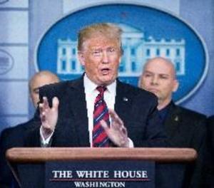 Trump bat el rècord amb el tancament administratiu més llarg de la història