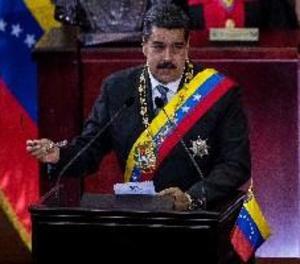 Maduro es presenta a la seu del Suprem per rebre el suport dels magistrats
