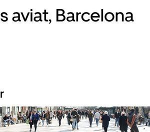 Uber diu adéu a Barcelona