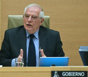 El ministre d'Assumptes Exteriors, Josep Borrell.