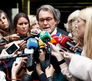 L'expresident de la Generalitat Artur Mas.