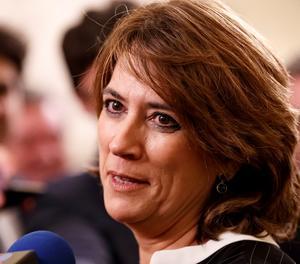 La ministra de Justícia, Dolores Delgado.