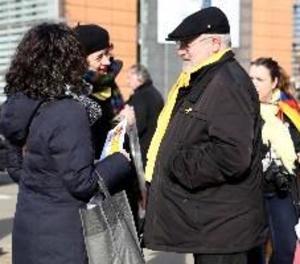 Una quinzena d'eurodiputats diuen que el judici del procés