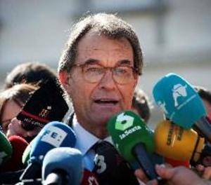 La compareixença d'Artur Mas al Suprem en 10 frases