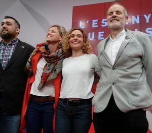Montse Mínguez, proclamada candidata del PSC a les eleccions generals per Lleida