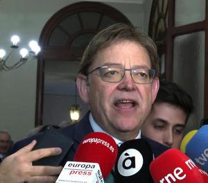 Puig avança les eleccions autonòmiques valencianes al 28 d'abril