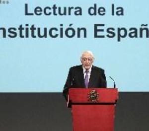 Fallece José Pedro Pérez-Llorca, un dels set pares de la Constitució