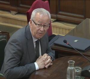 El cap superior de la Policia Nacional a Catalunya, Sebastián Trapote