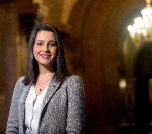 Atansades, elegida cap de llista de Cs per Barcelona amb el 96% de suports