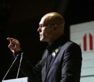 Romeva serà candidat al Senat en les eleccions del 28A