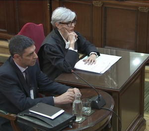 Josep Lluís Trapero, aquest dijous com a testimoni al Suprem.