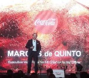 Marcos de Quinto, exvicepresident de Coca-Cola, número dos de Cs per Madrid