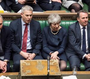 May demana a la UE una pròrroga del brexit fins el 30 de juny