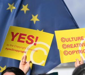 Cinc claus per entendre la nova normativa europea de drets d'autor