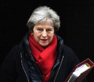 """El Parlament britànic dóna llum verda a votar aquest divendres el tractat del """"brexit"""""""