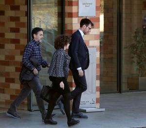 Oriol Pujol abandona la presó després de la concessió del règim obert