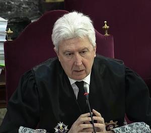 El fiscal Fidel Cadena.
