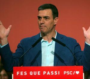 Sánchez accepta anar a un debat a RTVE el dia 22 i a un altre a Atresmedia el 23