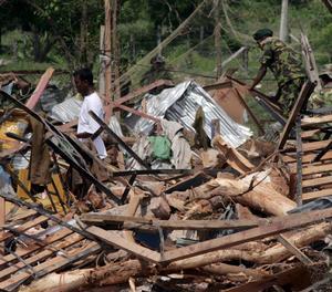 Almenys 138 morts en una sèrie d'explosions a Sri Lanka
