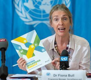 Una de les responsables de la guia elaborada per l'OMS.