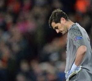 Iker Casillas, ingressat després d'un infart