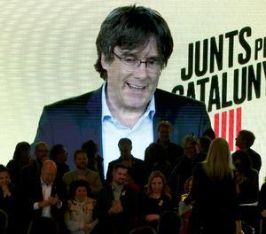 El Constitucional també avala que Puigdemont, Comín i Ponsatí es presentin a les europees