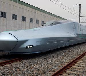 El tren Alfa-X.