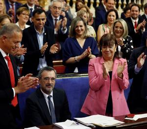 El socialista català Manuel Cruz, elegit president del Senat
