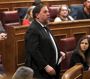 La fiscalia demana 25 anys de presó per a Oriol Junqueras.