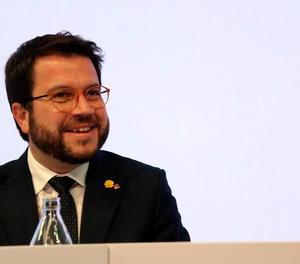 El vicepresident i conseller d'Economia, Pere Aragonès.