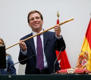 Almeida, proclamat alcalde de Madrid amb el suport de Cs i Vox