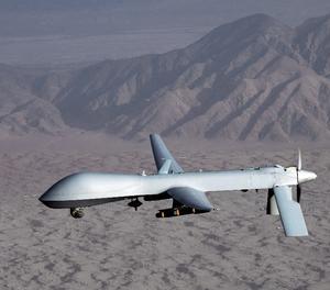 La demolició d'un dron al golf Pèrsic eleva la tensió entre l'Iran i els EUA
