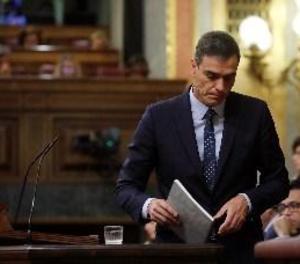Sánchez avisa a l'independentisme que actuarà si manté la via unilateral