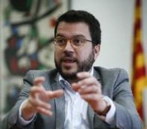 Aragonès veu difícil la continuïtat de la legislatura sense pressupost per a 2020