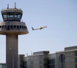 Imatge d'arxiu de l'aeroport d'El Prat.