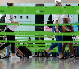 L'aeroport del Prat.