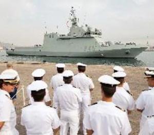 Un vaixell de l'Armada acompanyarà l'Open Arms fins el port de Palma