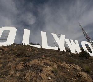 El cartell de Hollywood.