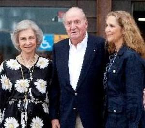 El rei Juan Carlos se sotmetrà a una operació cardíaca aquest dissabte